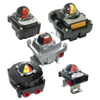 VAA Limit Switch Box