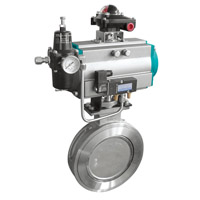 HP Series Butterfly Valve
