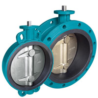 HPC Series Butterfly Valves