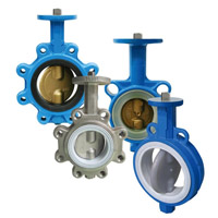 C Series Butterfly Valves