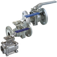 E Series Ball Valves